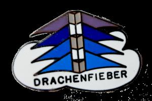 Drachenfieber-Pin